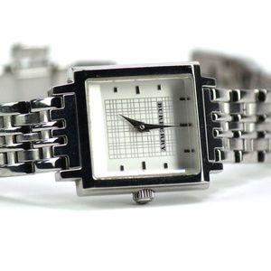 Burberry Ladies Heritage Silver Wrist Watch BU2013